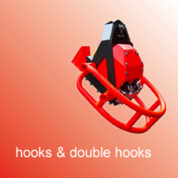 hooks and doublehoos
